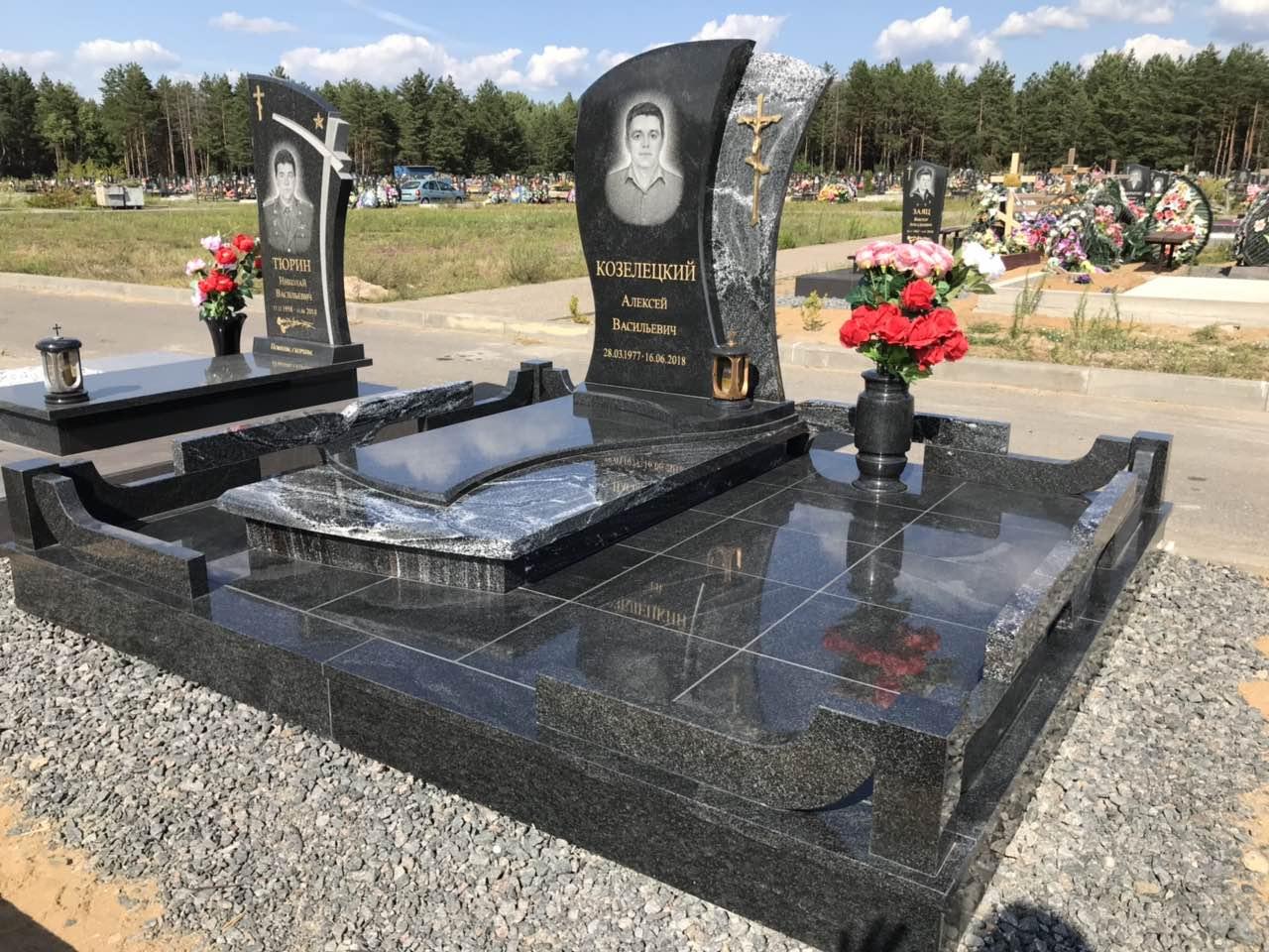 Памятники и надгробия в Гродно